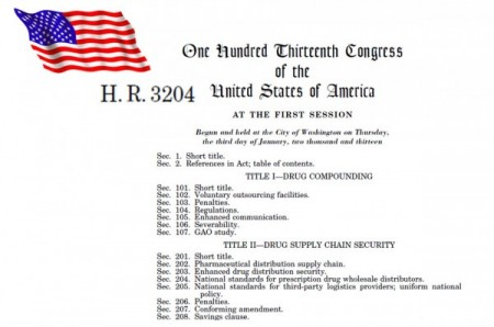 Drug Supply Chain Security Act Passes